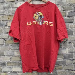 Vintage San Francisco 49ers t-shitStr. XL - passer også fint til large  Eksklusiv fragt. Betaling: mobilepay