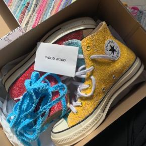Sælger disse fede sko. Ny 1075kr. Mp 800.