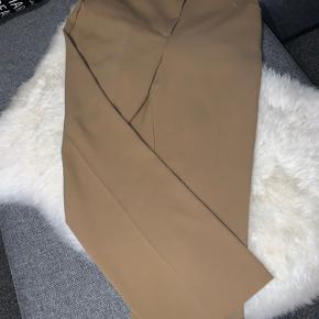 Fine habit agtig bukser
