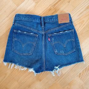 Superlækre shorts med høj talje (hvilket er grunden til, at jeg ikke kan bruge dem...)