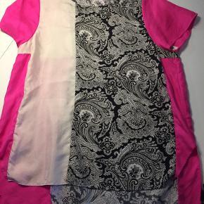 Lækker silke bluse. Handler meget gerne via mobilepay og sender via dao