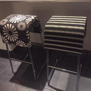 Plint barstole - super flotte og velholdte. 500 kr / stk