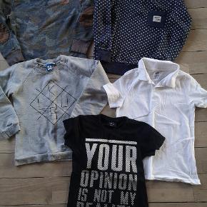 Danefæ tøjpakke