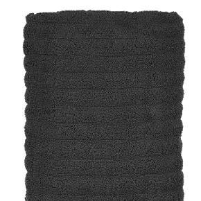 Zone Prime håndklæder i 'Coal Grey'. 140*70: 3 stk - nypris 199,00 pr. stk.  100*50: 3 stk - nypris 99,95 pr. stk. Aldrig brugt og stadig i original emballage. Sælges samlet for 600 kr. Kan sendes med DAO på købers regning eller afhentes i Hobro eller i Aarhus efter aftale.