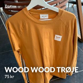 Wood Wood bluse