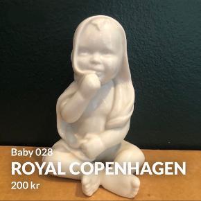 Royal Copenhagen anden indretning