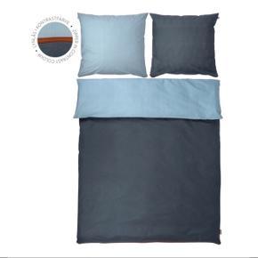 2 x Shades sengesæt, blåt, 140x200 fra Mette Ditmer med ét pudebetræk med til per sæt - brugt få gange og er i fin stand uden slidtage.   Sengesættet er lavet af percale som er en speciel vævning - det gør sengesættet meget holdbart og farven holder sig derfor også fin vask efter vask. Nypris 550  1 sæt for 250 2 sæt for 400  Bytter ikke og sender kun på købers regning 🌸
