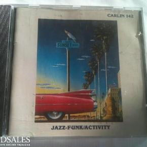 Brand: Jazz-Funk/activity Varetype: CD Størrelse: - Farve: -  Sender gerne på købers regning :)