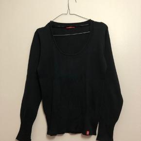 Sort sweater fra esprit i str. L