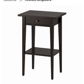 2 rigtig flotte natborde. Sælger dem på grund af plads mangel. De er kun 2 måneder gamle og koster 400 pr stk for ny. Kom med et bud 😃