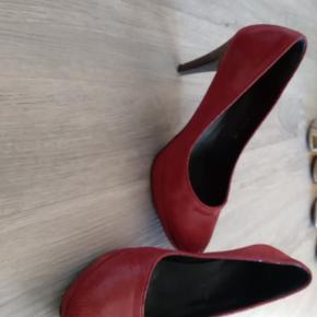 Fin sko, minimal tegn på brug