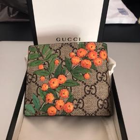 Helt ny Gucci tian Hummingbird wallet Box og dustbag medfølger.