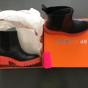 Kenzo X H&M støvler