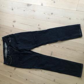 Meget lækre jeans fra Levis model Bold Curve Skinny.