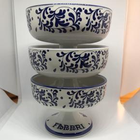 amarena fabbri skåle 11 cm x 7.5 cm3 stk Super flotte til risalamande