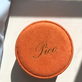 Øreringe fra Pico  Aldrig brugt