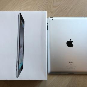 Ipad2 wifi 16GB Black Virker upåklageligt, og har ingen ridser eller skrammer Cover fra Targus medfører samt grønt Apple cover