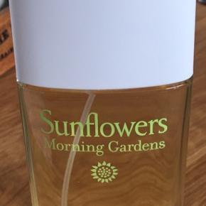 Duft til hende: Sunflower Morning Gardens, 100 ml, butikspris 175kr.