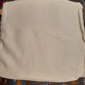 Håndlavet vævet pude  Måler 50x45cm Aldrig brugt