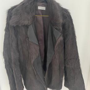 Hunkydory pels- & skindjakke