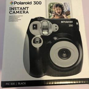 Polaroid kamera - aldrig brugt. Skriv for bud.