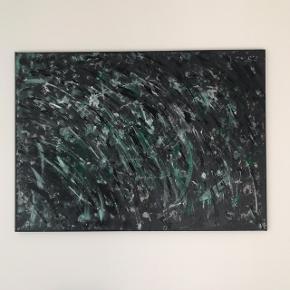 Kunst lavet af mig selv, mp 400 kr  Byd gerne   Kan afhentes i Århus, skriv for interesse