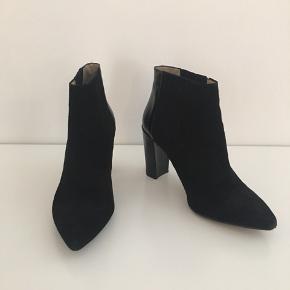 Skøn støvle fra Gardenia med hæl
