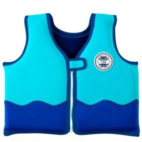 Svømmevest fra sunnylife - brugt en gang i svømmehal. Str 2-4 år.