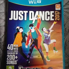 Just dance 2017 til Wii U Kun prøvet Fejlkøb