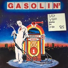 Gasolin vinyl lp plade supermix