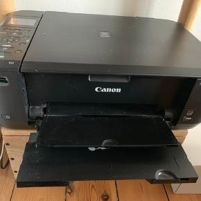 Canon primax GM 4250 blækprinter.  Kan scanne, kopiere og farve printe.  Næsten ikke brugt, mangler dig blæk