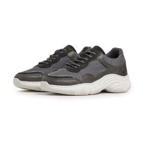 Flex sneakers fra Garment project sælges billigt, da de ikke passer i størrelsen. De er nogenlunde størrelsessvarende.
