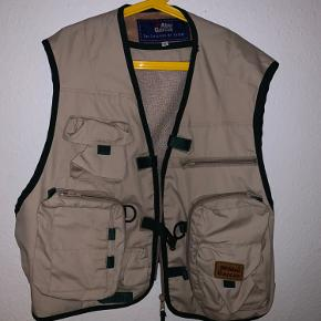 Super cool vest fra abu garcia - str xl