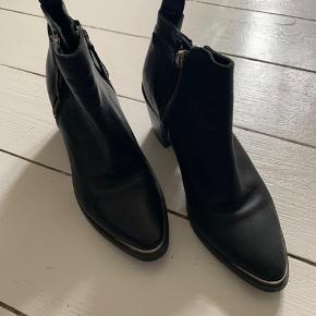 Lækre støvler fra gardenia i god stand :)