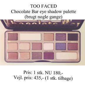 Brand: Too Faced Varetype: Eye shadow palette Farve: flere  Brugt nogle gange - fin stand ☀️