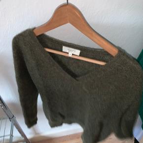 Sweater fra selected i grøn 💚