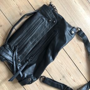 Balenciaga inspireret taske