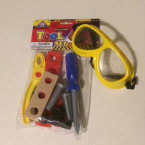 Værktøj er nyt, sikkerhedsbriller gmb