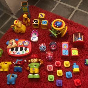 Næten alt legetøjet er nsn Sælges samlet til 275kr  Sælges også enkeltvis