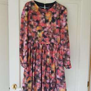 mulberry kjole i silke.