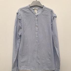 Sød skjorte eller natskjorte fra H&M.  Størrelse eu 38, men passer en 34-36.