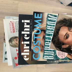 Dame magasiner . Alle costumme er solgt