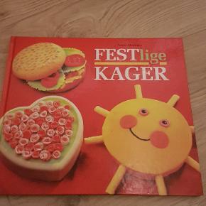 Bag de festligste kager ud fra denne bog. Festlige kager af Svend Ahnstrøm