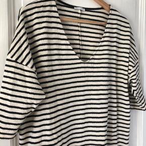 100% kort bomulds kjole fra Zara, kortere foran end bag på og slå lidt over knæet  #trendsalesfund