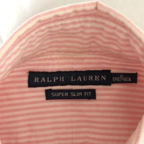 Ralph lauren skjorte super slim fit Str. S 170/96A 100% cotton