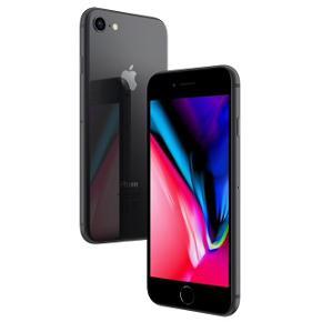 Sælger denne iPhone 8 - 64GB.   Telefonen fejler intet og fungere upåklageligt.   Telefonen har lidt forbrugsridser og en lille snit på hjørnet, som ikke genere skærmen eller kan ses under panserglasset.  Der medfølger et cover, påsat panserglas og kabel