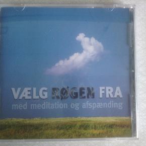 CD'en der gør dig klar til at blive røgfri, hjælper med at tage beslutningen, klare abstinenser og forblive røgfri. Meditation og afspænding som du kan have med dig overalt.