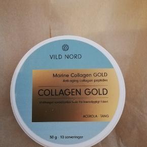 Vildnord collagen. Byttes ikke