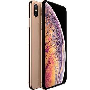 Jeg sælger en hel ny og uåbnet iphone Xs Max i guld farve 64GB med kvitteringKøbt fra yousee Sender ikke
