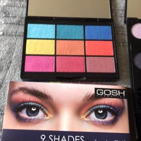 Nye paletter  Den lille med 4 smokey eyes -30kr Den der hedder Vegas -50(vejl 129-149 Den store 60kr(vejl 130-149)  Alle er nye